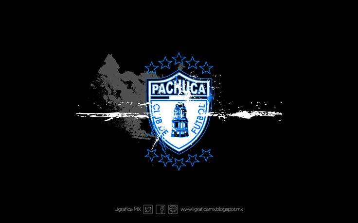 #Wallpaper Mod311013CTG(1) #LigraficaMX #DiseñoYFútbol #ElFútbolNosInspira • #Pachuca #Tuzos