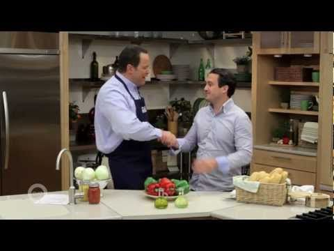 We can't wait to see our friend chef @fabioviviani in Aspen #FWClassic. Fabio dishes on types of olive oil in this video.