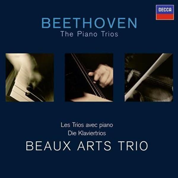 """De álbum """"Beethoven: The Piano Trios"""" del Beaux Arts Trio en Napster"""