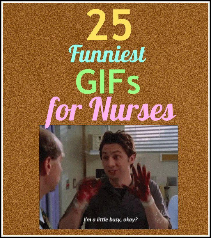 25 of the Funniest Nursing Graphics and Animated GIFs: http://www.nursebuff.com/2014/09/funniest-nursing-gifs/ #GIF #Tumblr #Nurse #Nursing #Humor #Medical