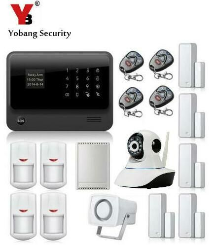 Yobang Security Wireless Surveillance Camera Video Security GSM Autodial Home Office PIR GSM Alarm System Gsm Alarm Camera -- AliExpress Affiliate's buyable pin. Item can be found  on www.aliexpress.com by clicking the image #SecurityAlarms