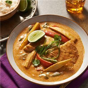 Hoki Red Curry