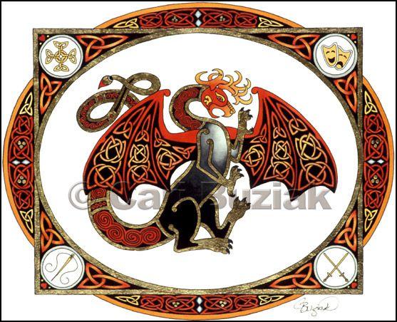 33 Best Celtic Art Images On Pinterest