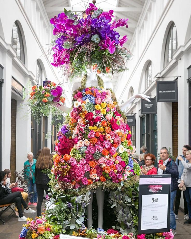 "20th Birthday London: COVENT GARDEN, London, UK, €�Fleurs De Villes"", Pinned By"