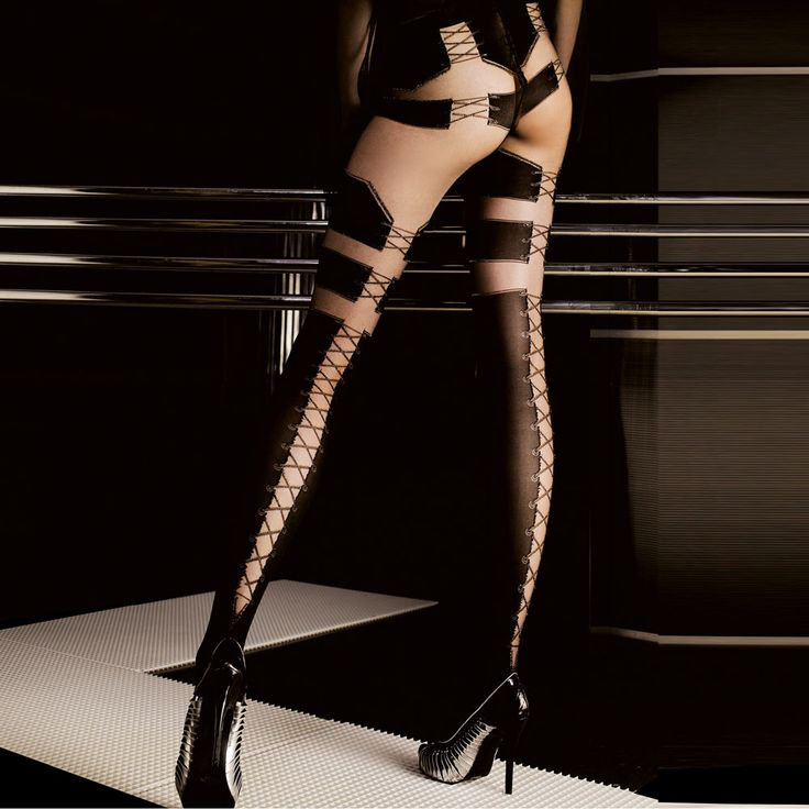 Ballerina Hosiery Lace Luxury tights