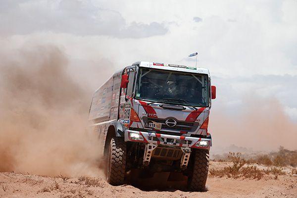 during the Dakar 2016 Argentina,  Bolivia, Etape 6 - Stage 6, Uyuni - Uyuni,  from  January 8, 2016 - Photo Frederic Le Floc'h / DPPI
