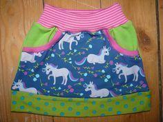 Kostenloses Schnittmuster Little Sweat Skirt von Lin-Kim