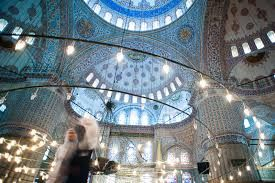 blue mosque istanbul interior - Google Search