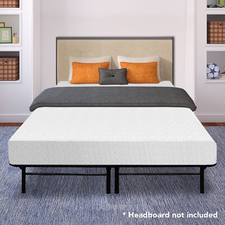 67 best images about metal bed frame foundations on Pinterest