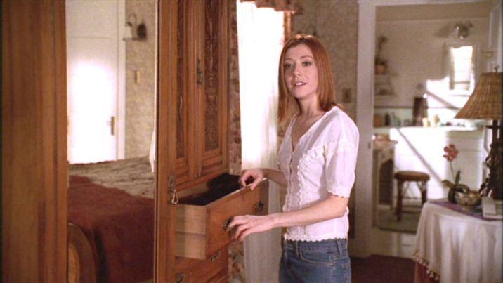 Maison Buffy Summers - Chambre Joyce