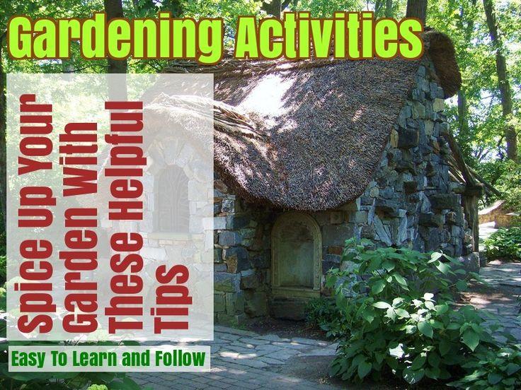 Growing An Organic Garden: Tips And Tricks – Gardening Activities