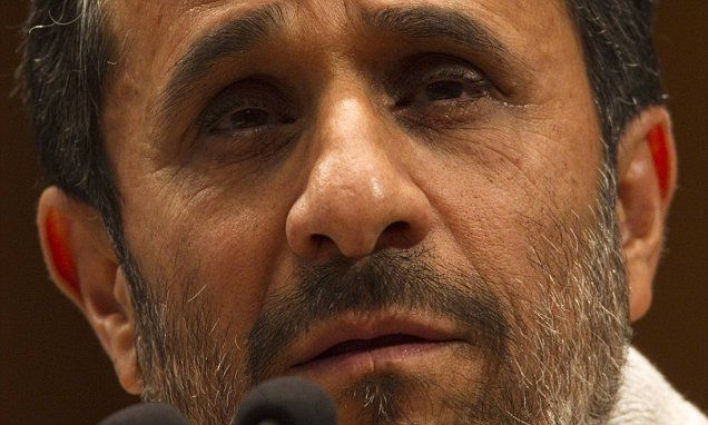 ICYMI: Ahmadinejad lashes out at current regime over protests