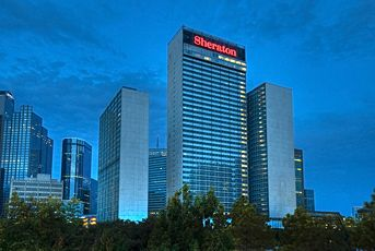 Sheraton Downtown Dallas Hotel Dallas, TX 2013 (Celebrating 30 years of membership) 2013