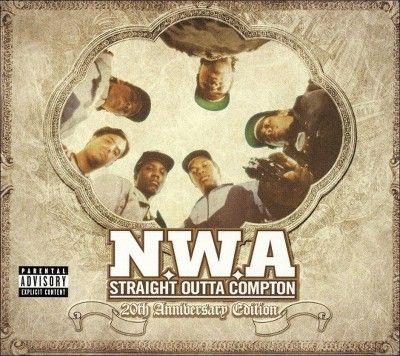 N.W.A. - Straight Outta Compton: 20th Anniversary Edition [Explicit Lyrics] (CD)