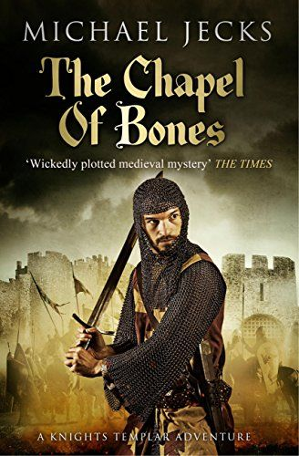 "The Chapel of Bones (Knights Templar Mysteries 18): An engrossing and intriguing medieval mystery:   font size=""+1"" /bAs Sir Baldwin and Simon Puttock uncover the mysteries surrounding the church, they risk making more enemies than friends... /font/bbr //bbr /The Chapel of Bones /iis the eighteenth mystery in Michael Jecks' riveting Knights Templar medieval series, featuring Sir Baldwin de Furnshill and Simon Puttock. Perfect for fans of Susanna Gregory and Paul Doherty./b/p'This fasci..."