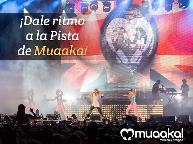 Muaaka! la nueva red social musical nacida en España #redsocial #música #socialmedia #conciertos #España #music #rrss