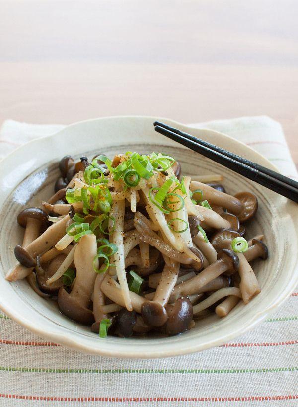 もやしとしめじの麺つゆカレー炒め by tomo | レシピサイト「Nadia | ナディア」プロの料理を無料で検索