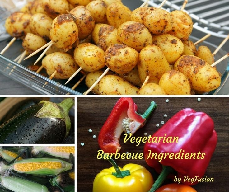 "There is a vast range of ingredients suitable for a vegetarian barbecue. Most vegetables and some fruits can be barbecued, even salad leaves. Here, I have a list of commonly used vegetarian barbecue ingredients, starting from mock meats: 1. Mock … <a href=""http://vegfusion.org/vegetarian-barbecue-ingredients/"">Continue reading <span class=""meta-nav"">→</span></a>"