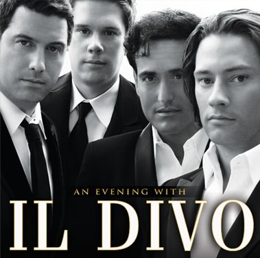 An evening with Il Divo