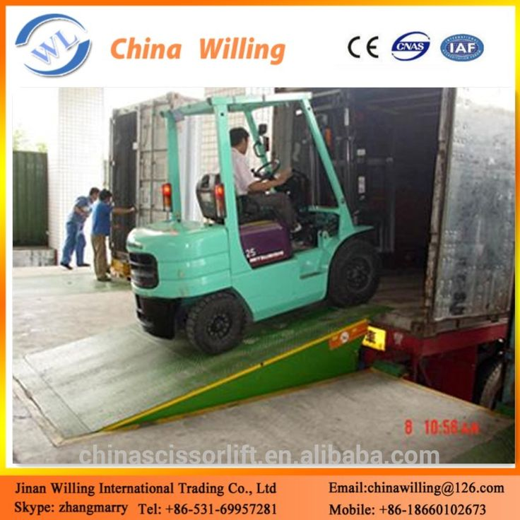 Specified Configuration Car Hydraulic Ramp/Auto Ramp/Auto Lifter