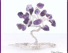 "CHD418 - Statueta ""Tree of Life"" (decoratiune,sculptura sarma,marturie/favor nunta,cadou,aniversare)"