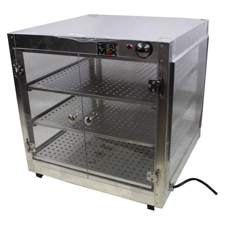 Unique Electric Food Warmer Cabinet