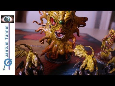 Cthulhu Wars Painting Series Gates King In Yellow Black Goat https://youtube.com/watch?v=tlFck5AY4r8