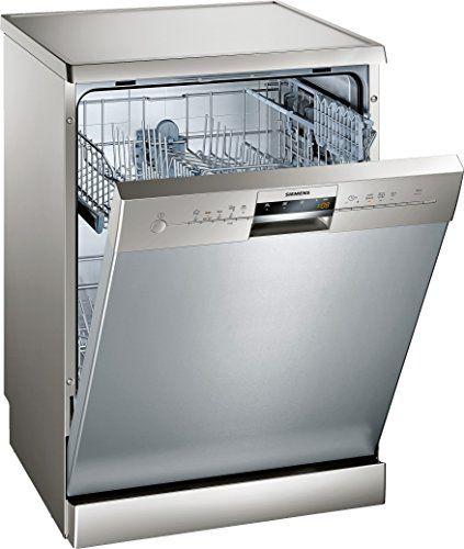 Siemens SN25L832EU Lave Vaisselle 44 dB: Lave-vaisselle pose libre - Largeur : 60cm - 12 couverts - Classe énergétique A+ - Niveau sonore :…