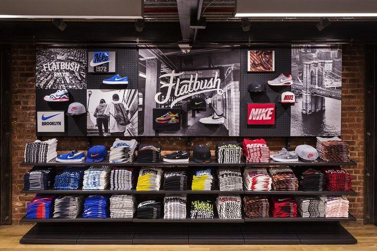 Image result for nike flatbush storefront design