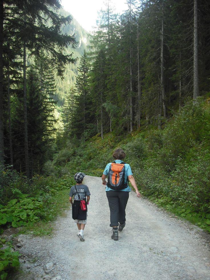 Duisitzkarsee am Weg... Austria
