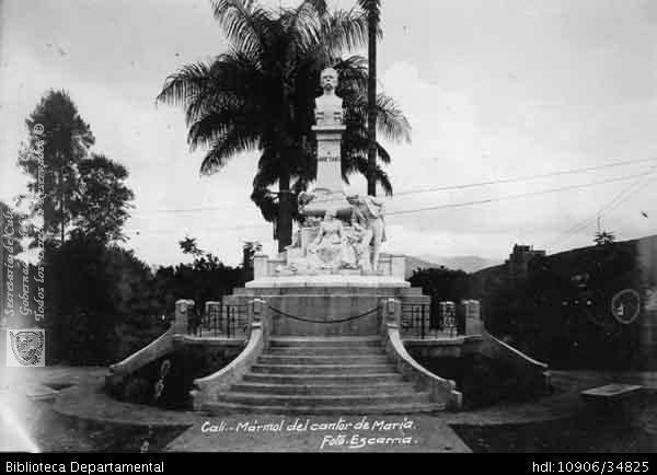 Monumento  Efraín y María