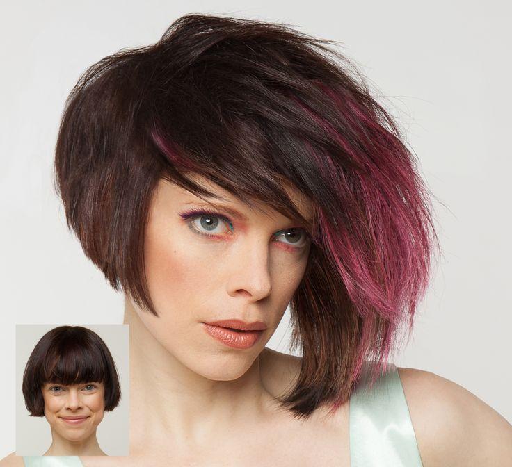 hairtalk extensions - das Original - Vorher/Nachher