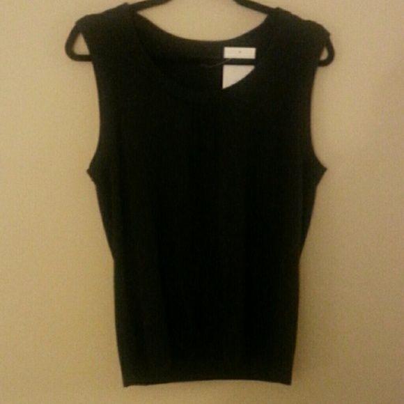 Lans End sweater vest M Quality sweater vest by Lands End. Size M Lands' End Sweaters V-Necks