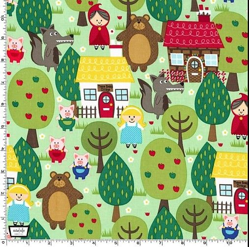 Bubulakovo / M.Miller-Kids,rozprávkový les(100�vlna)