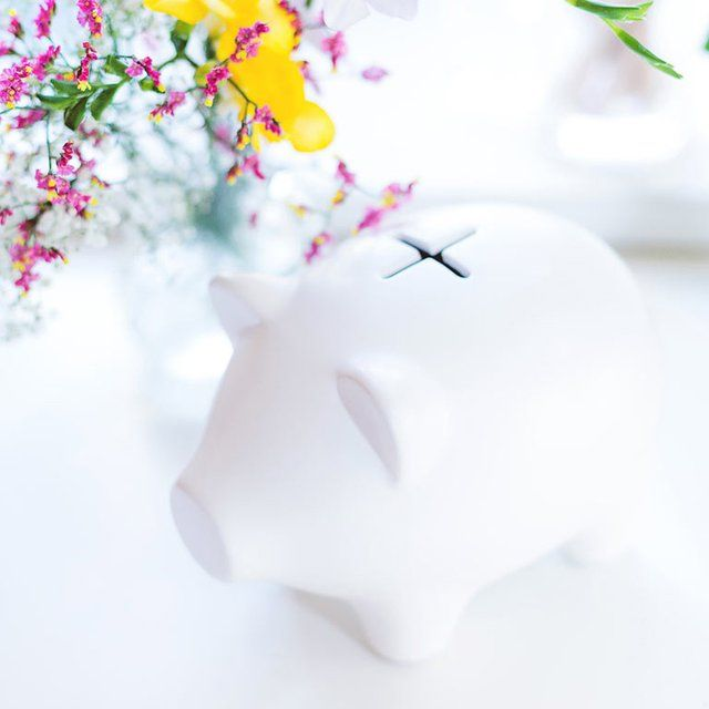 Fancy - Copilcus Piggy Bank 왜 저금통의 구멍은 꼭 일자여야 하는가?