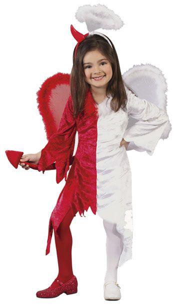 87ea856c4751 Toddler Angel Devil Costume