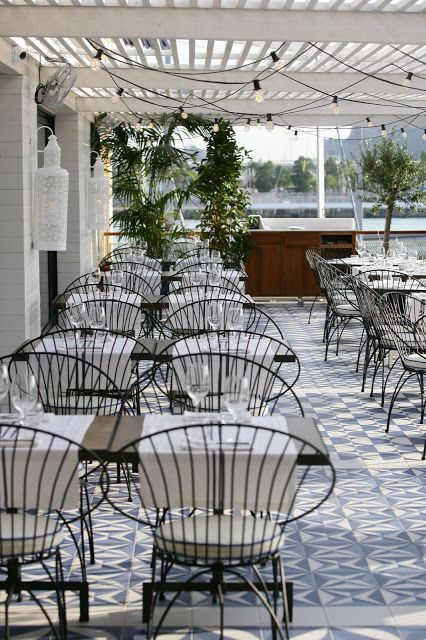 Restaurant Marítim   #restaurantinterior #restaurantdesign #interiordesign