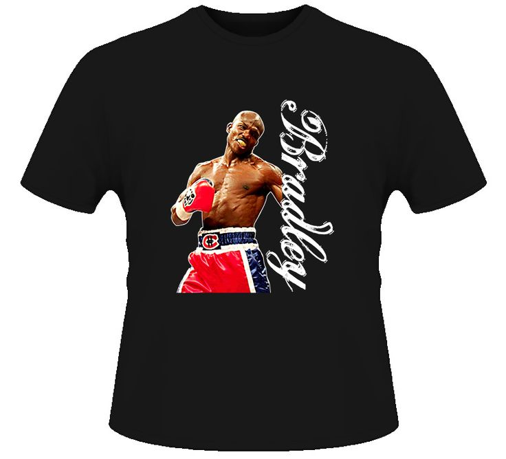 Timothy Bradley Desert Storm Champion Boxing T Shirt
