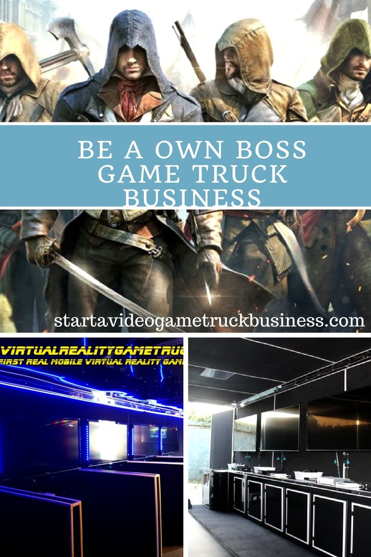 Virtual reality game tuck vr is about to hit hard and fast this is the time to buy a video game truck business you can up sell the service and make great