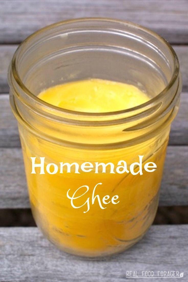 Video/Recipe: Homemade Ghee