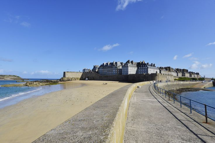 Saint-Malo, Bretagne.