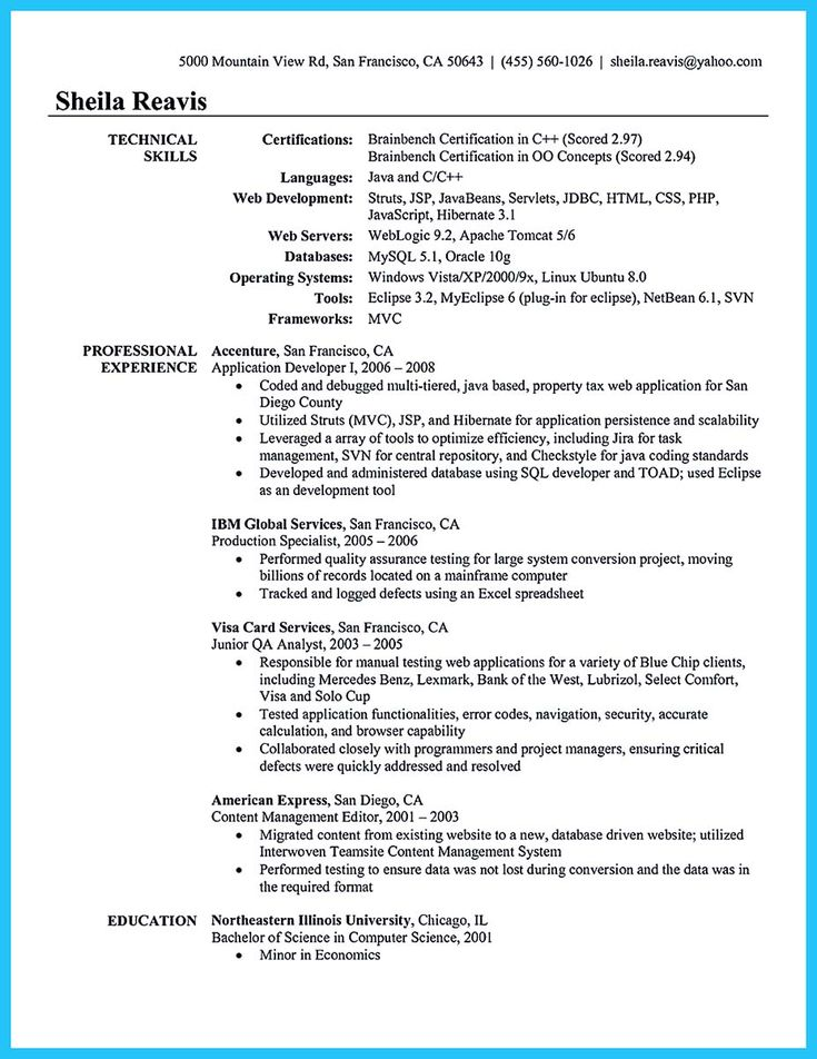 awesome How Professional Database Developer Resume Must Be Written, Check more at http://snefci.org/professional-database-developer-resume-must-written
