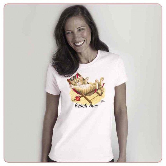 Cadouri pentru iubitorii de animale – Tricouri de plaja