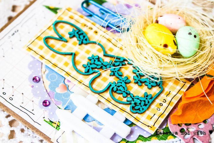 Easter Inspirations - Natalya Loi
