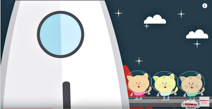 Zoom Zoom Zoom We're Going To The Moon Song | Nursery Rhymes | Space Son...