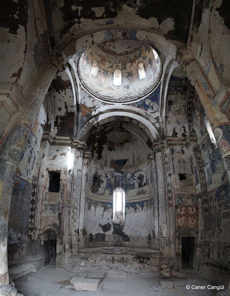 Tigran Honents Kilisesi / Boyalı Kilise/ Şirli Kilise / Aziz Grigor Kilisesi / Ani Harabeleri - Kars