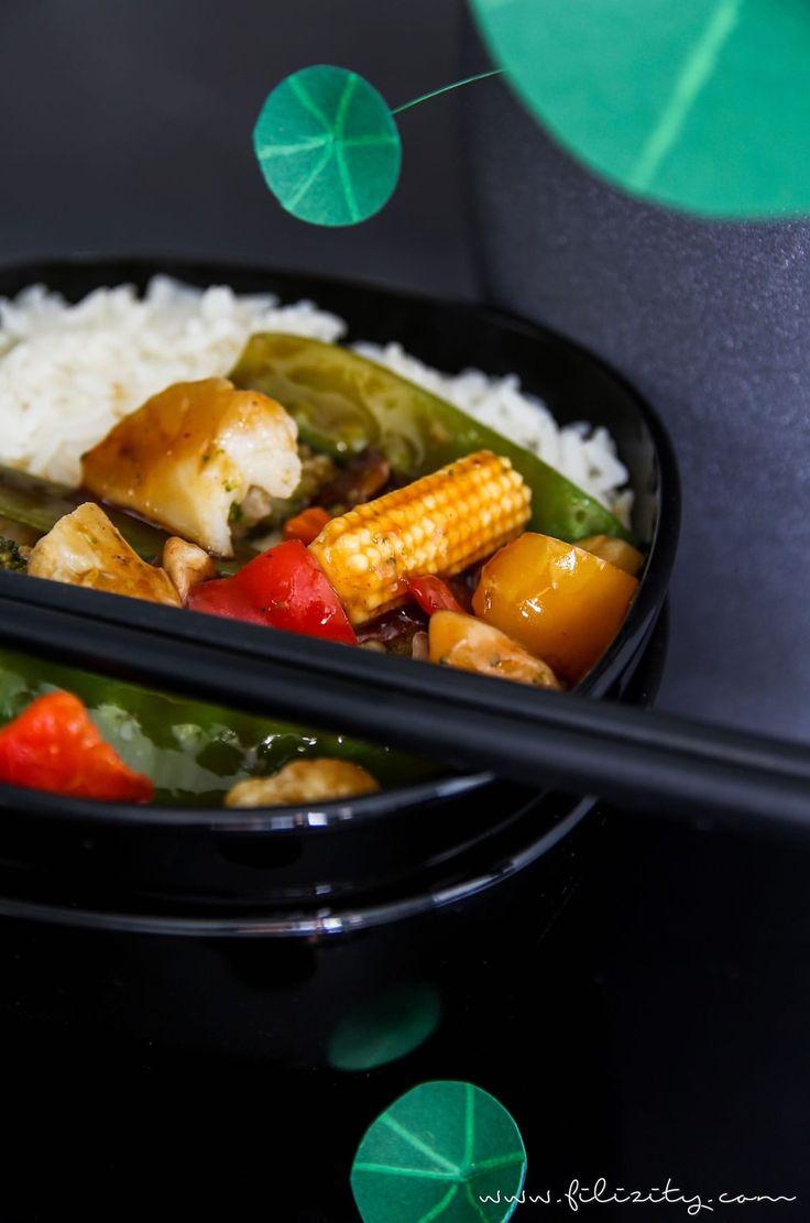 Rezept: Chop Suey ohne Fix-Tüte - Der chinesische Klassiker in vegan
