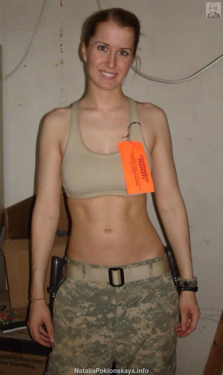 military women nude hot