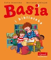 Basia i biblioteka - Ryms - kwartalnik o książkach dla dzieci i młodzieży