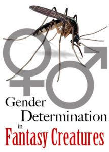 Gender Determination in Fantasy Creatures
